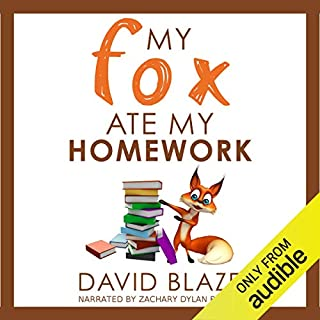 My Fox Ate My Homework cover art
