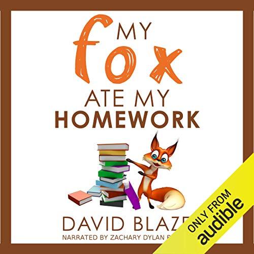 Bargain Audio Book - My Fox Ate My Homework