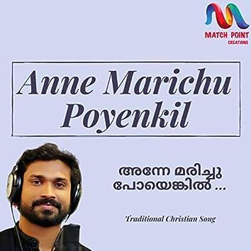 Anne Marichu Poyenkil - Single