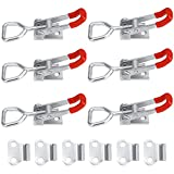 Anndason Toggle Latch Clamp 4001,150Kg 330Lbs Holding Capacity (6PCS)