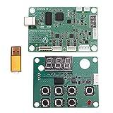 Davitu Module Board Other Module Board - M2 Nano Laser Controller Mother Main Board + Control Panel + Dongle B System Engraver Cutter DIY 3020 3040 K40