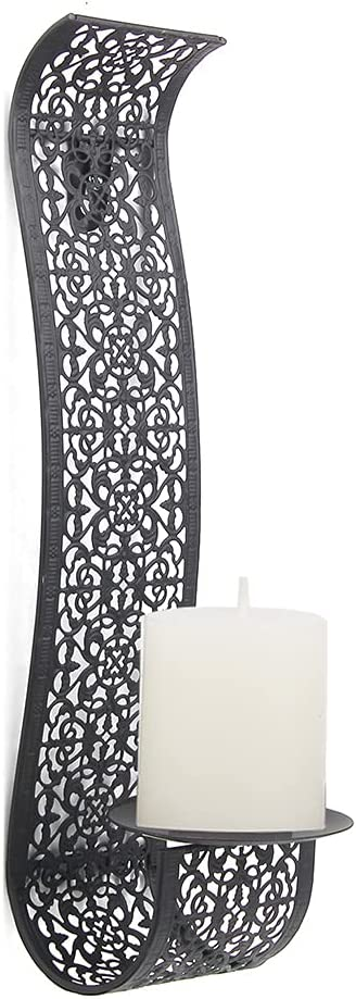 Taichao Shelving Solution Wall Sconce Holder Spasm price Metal A Arlington Mall Candle