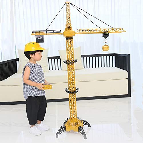 Lotees Niños de juguete remoto del vehículo Torre Vehículo control de grúas...
