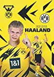 Erling Haaland: Fußball-Notizbuch I Borussia Dortmund