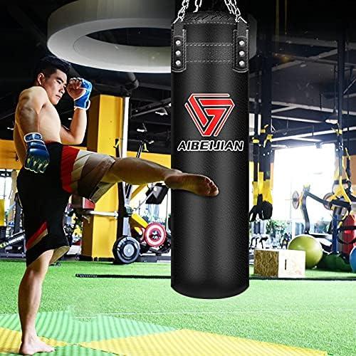 FFOO Boxing Bag Omaha Mall Punching Bags Durable Punchi 160cm 140cm Omaha Mall Sandbag