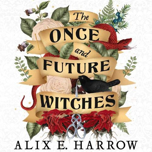 The Once and Future Witches cover art
