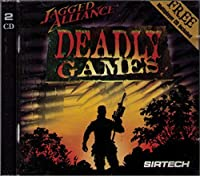 Jagged Alliance: Deadly Games (輸入版)