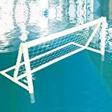 Airgoal Inflatable Water Polo Goal for Teens Family Pool Water Fun Professional Training with Pump Sport Bag...
