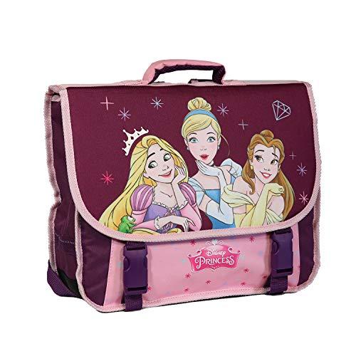 Cartable 38 cm Disney Princesses Violet Bagtrotter