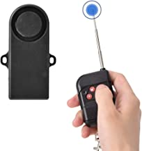 Mengshen inal/ámbrico de control remoto de vibraci/ón de alarma de seguridad de la casa de la puerta de la ventana de coches de motocicleta Anti-Robo de ladr/ón de alarma de seguridad del sistema de seguridad del detector MS-Z02