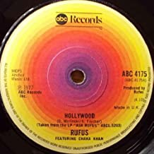 Hollywood - Rufus Featuring Chaka Khan* 7