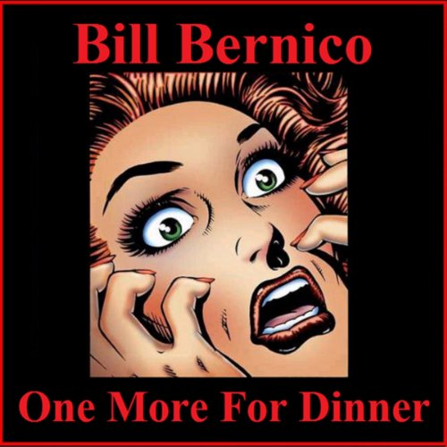One More for Dinner audiobook cover art