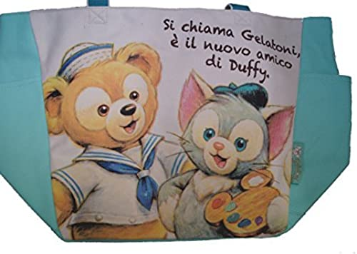 promociones New friends Jeratoni tote bag and Duffy Duffy Duffy the Disney Sea Limited Duffy by Disney  alta calidad general