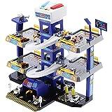Spielzeugauto Garage, Großes Spielzeug Parkhaus 3 Level Parkplatz Spielzeug Arking Lot Autogarage...