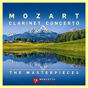 The Masterpieces - Mozart: Clarinet Concerto in A Major, K. 622