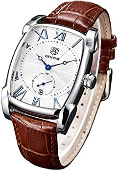 Best mens rectangle watches Reviews