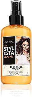L'Oréal Paris Stylista Curls Spray Capelli per Ricci Definiti ed Elastici, Formula senza Alcool Arricchita con Bacche di G...