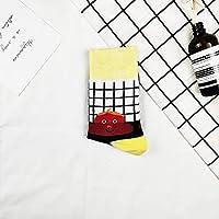 おかしいソックスノベルティハッピーレディースメンズアニマルかわいいソックスファッションアニマルプリントコットンクリスマスギフト Rebirtha (Color : 5)