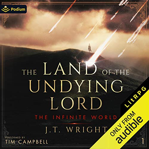The Land of the Undying Lord cover art