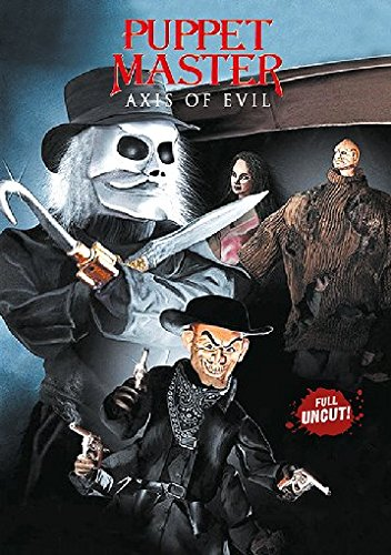 Puppet Master - Axis of Evil - Uncut
