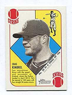 Craig Kimbrel - 2015 Topps Heritage '51 Collection #30