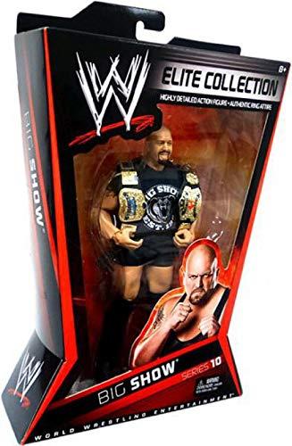 WWE Elite 10 Gran Espectáculo Figura De Lucha