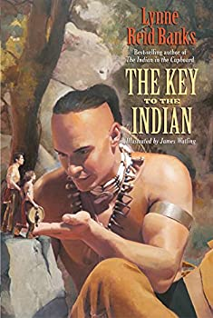 The Key to the Indian  Indian in the Cupboard