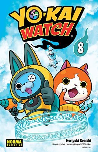 YOKAI WATCH 08