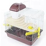 Onsinic Hamsterkäfig Igel Meerschweinchen Käfig Kleintierhaus Chinchilla Zubehör