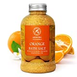 Badesalz 100% Natürlichem Ätherischen Orangenöl