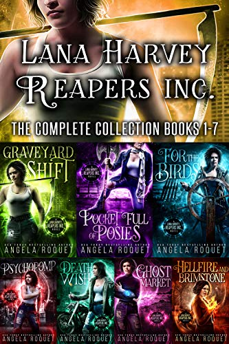 Lana Harvey, Reapers Inc.: The Complete Series (Books 1-7) (
