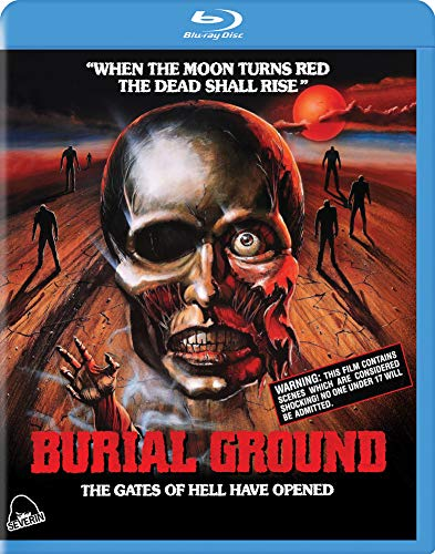 Burial Ground (Blu-ray)
