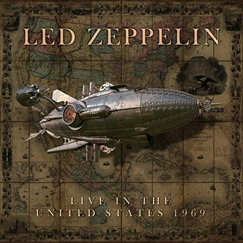 Live in The USA 1969 [Import]
