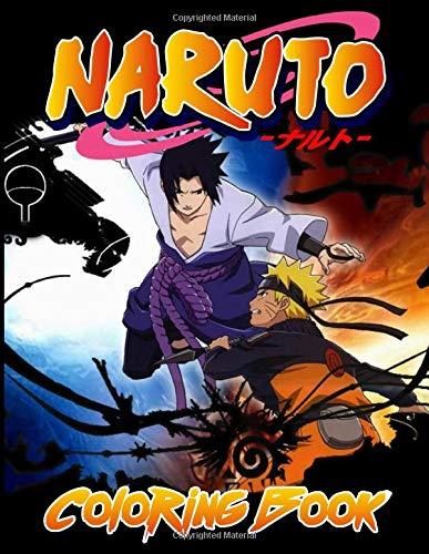 [画像:Naruto Coloring Book]