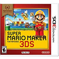 Nintendo Selects: Super Mario Maker for Nintendo 3DS by Nintendo