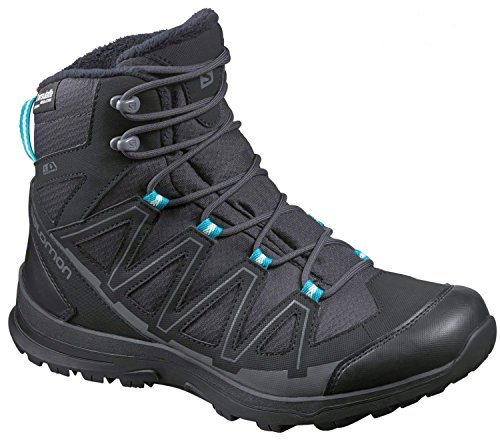 SALOMON Damen Winterstiefel Woodsen TS schwarz (200) 382/3