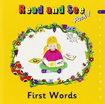 Jolly Phonics Read and See: Pack 1 by Sue Lloyd Sara Wernham(2002-01-01)