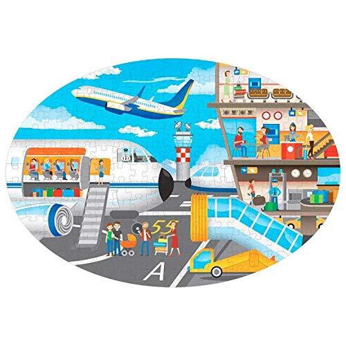 Aeropuerto (Viaja, conoce, explora Cuadrado)
