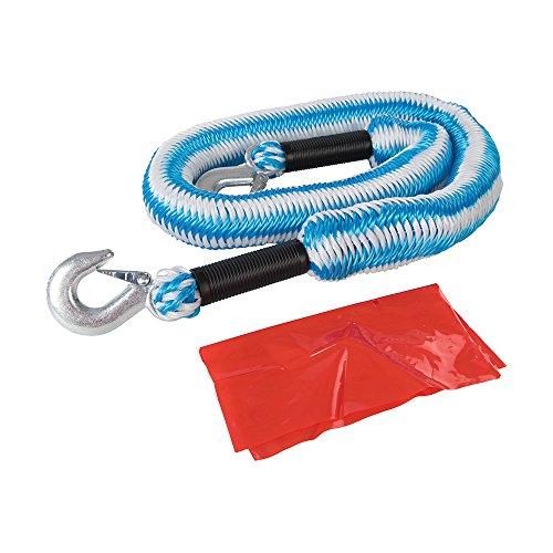 Silverline Tools 4254922Tonnen Elastische Abschleppseil, blau