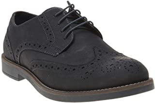 Silver Street Holgate Mens Shoes Navy
