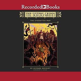 The Everafter War audiobook cover art