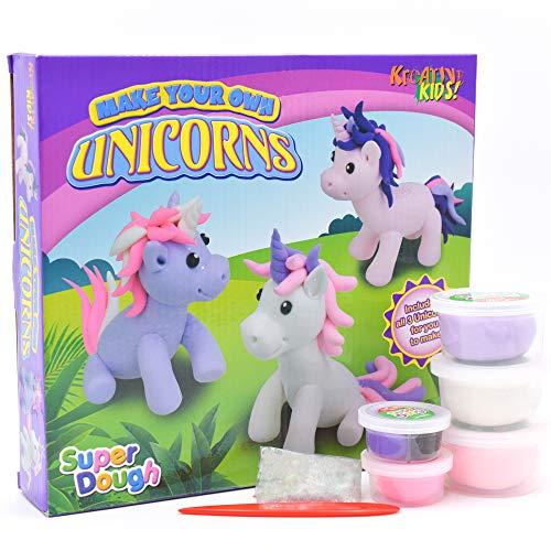 Maak uw eigen deeg Eenhoorn Children's Craft Kit