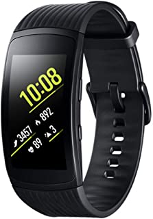 Samsung SM-R365NZKNXSA Smart Watch Gear Fit2 Pro Smart Fitness Band (Australian Version), Black