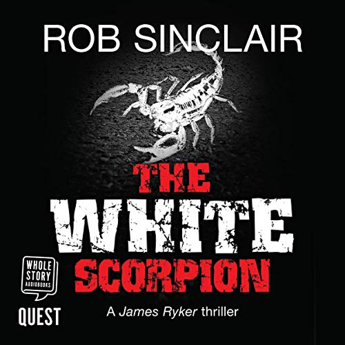 The White Scorpion cover art