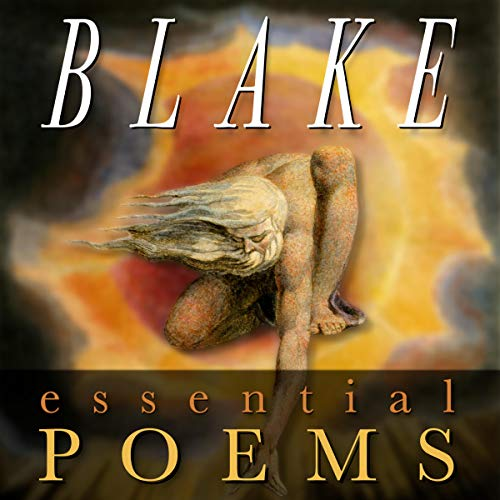 『William Blake: Essential Poems』のカバーアート