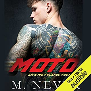 Moto                   By:                                                                                                                                 M. Never                               Narrated by:                                                                                                                                 Jacob Morgan,                                                                                        Brooke Bloomingdale                      Length: 8 hrs and 22 mins     843 ratings     Overall 4.6