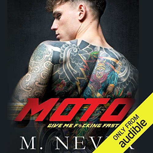 Moto audiobook cover art