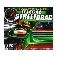 Midnight Outlaw Illegal Street Drag (Jewel Case) (輸入版)
