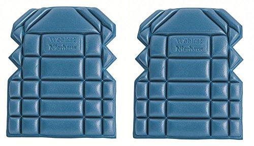 Nierhaus Arbeitshosen Kniepolster Nr. 43 240 x 185 x 17 mm blau