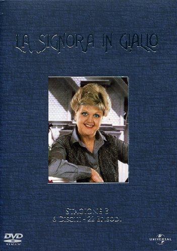 La Signora In Giallo - Stagione 03 (6 Dvd)